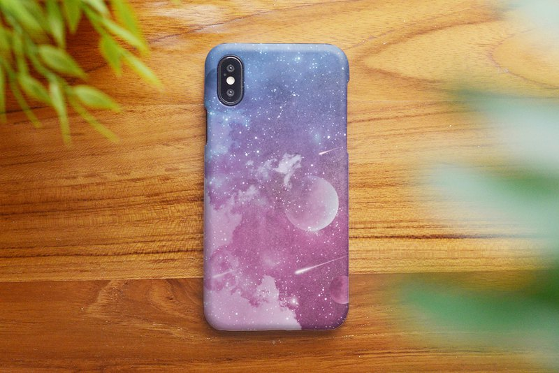 49-5 sky and stars iphone case for iphone 6,7,8, plus iphone xs, iphone xs max