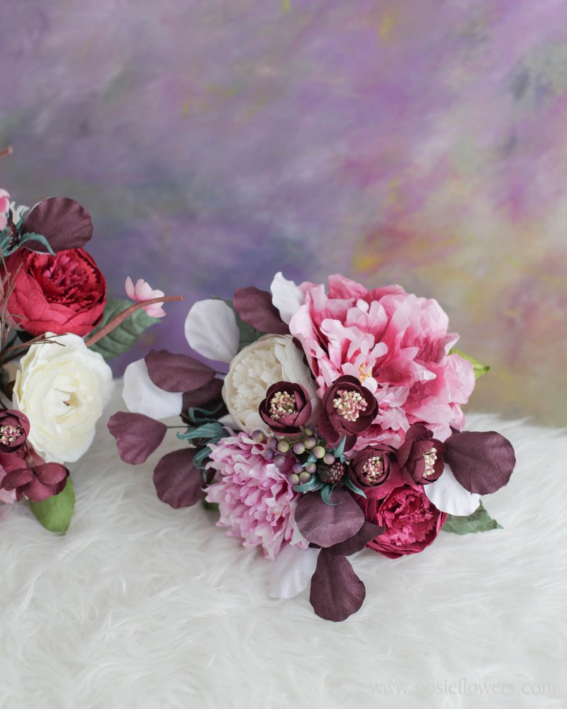 Maleficent Small Flower Bouquet