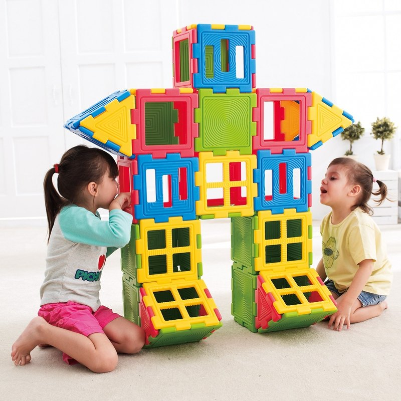 Weplay We-Blocks Mini - 56 pcs