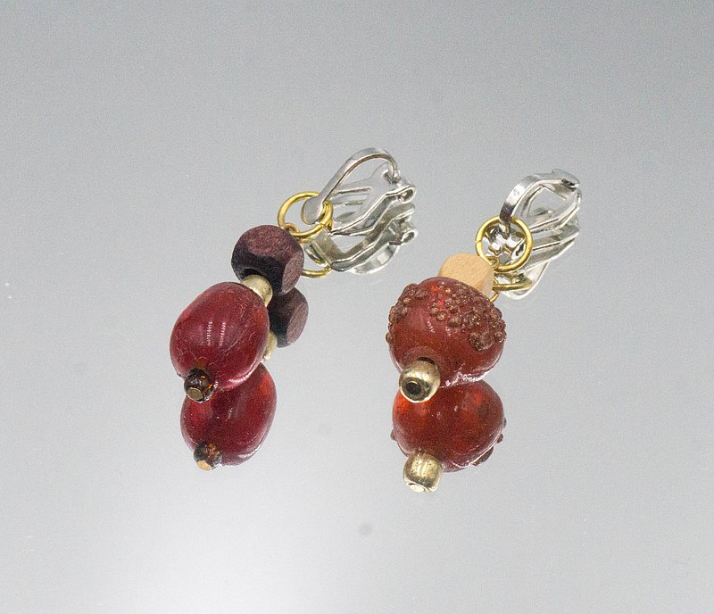 Handmade Earrings | Glass