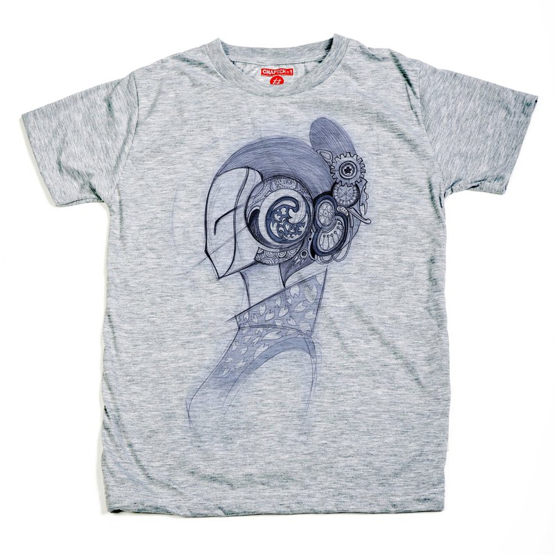 Geisha Lady  Soft Chapter One T-shirt