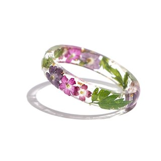 Constellation [Cancer] - Cloris Gift Flower Bangle