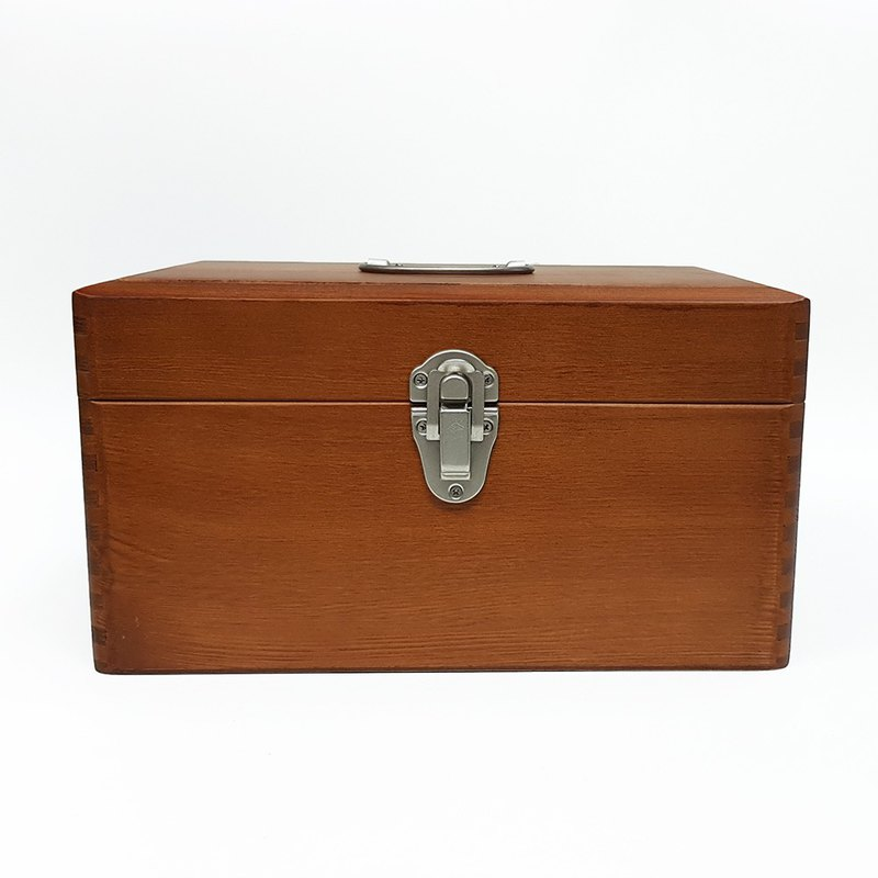 Kurashiki intentional plan room portable wooden props 【small (17098-01)】 emergency boxes. Storage Box