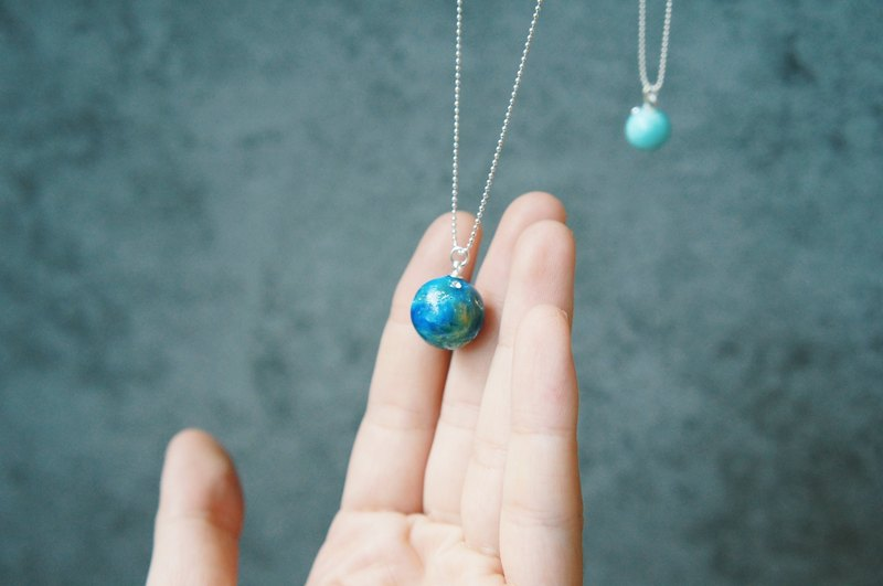Imperfect Earth Necklace