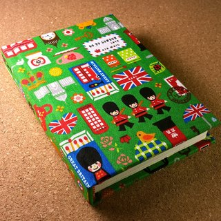 IVxVI series [British nostalgic style (green)] 4X6 inch hand-finished phase book