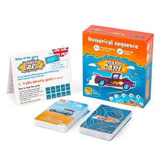 Goody Bag THE BRAINY BAND Children's Math Board Game - 20% off for two new products