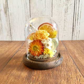 | Summer Orange | Dried flowers. Spread fragrant flowers. Glass bottles. gift