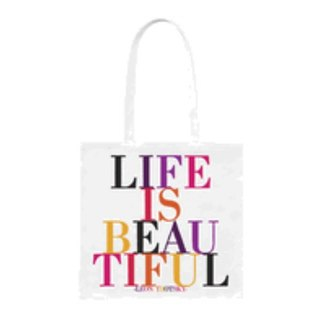 Life Is Beautiful Canvas