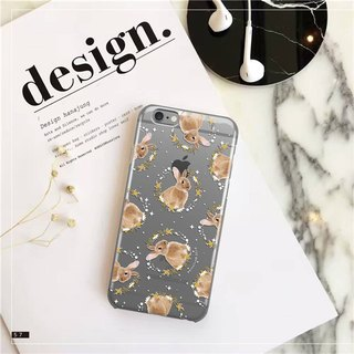 Original Pet Mobile Shell x Customized (Flower) iPhone, Android
