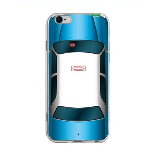 Hong Kong Taxi blue - Samsung S5 S6 S7 Note4 note5 iPhone 5 5s 6 6s 6 plus 7 7 plus 8 8 plus ASUS HTC M9 Sony LG G4 G5 v10