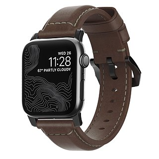US NOMAD (Special Apple Watch Band)-Classic Black (42mm)(856504004682)