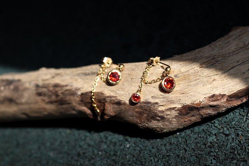伯爵夫人 - 尊貴夫人系列耳環