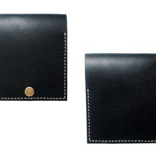 Leather Wallet (16 colors / engraving service)