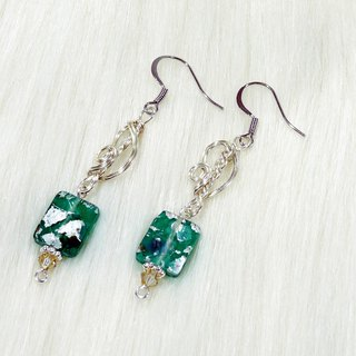 Fenghua stunning earrings