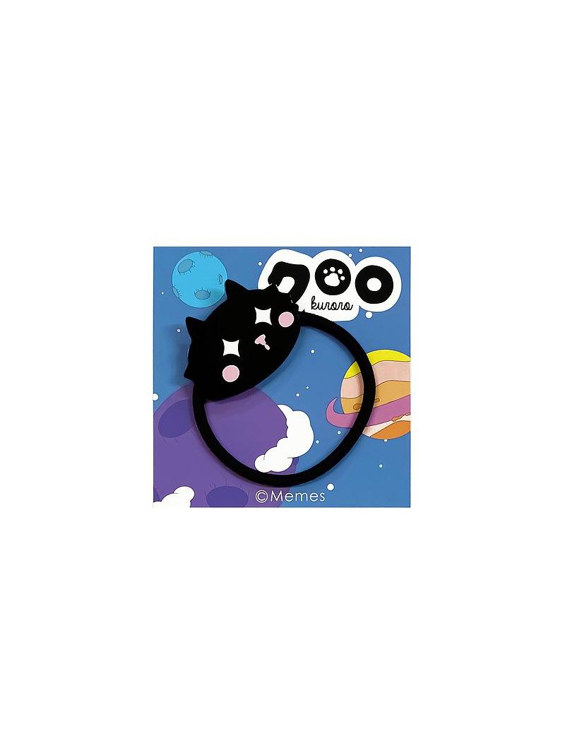 Kuroro QQ 珍珠髮圈-亮晶晶款