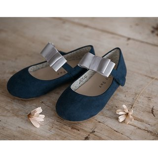 Baby Day classic fantasy doll shoes - Tibetan blue