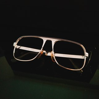 Monroe Optical Shop / West Germany 70's antique glasses frame M01 vintage