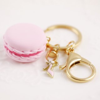 Macarons Charm Wedding Accessories Pink High Heels