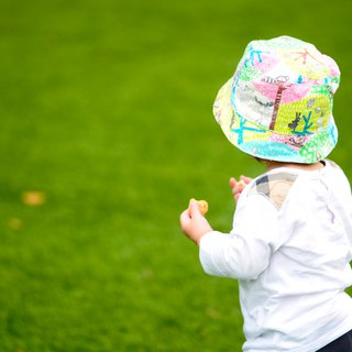 HANDMADE BABIES SUMMER BUCKET HAT