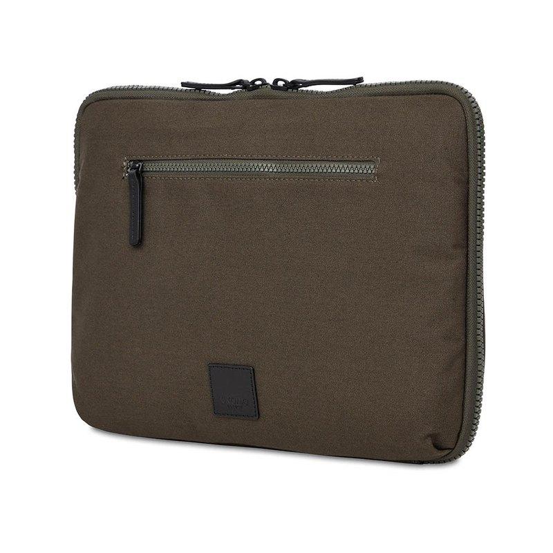 【清倉】Knomad Organiser 13吋帆布手拿包 筆電包 平板包 (綠)