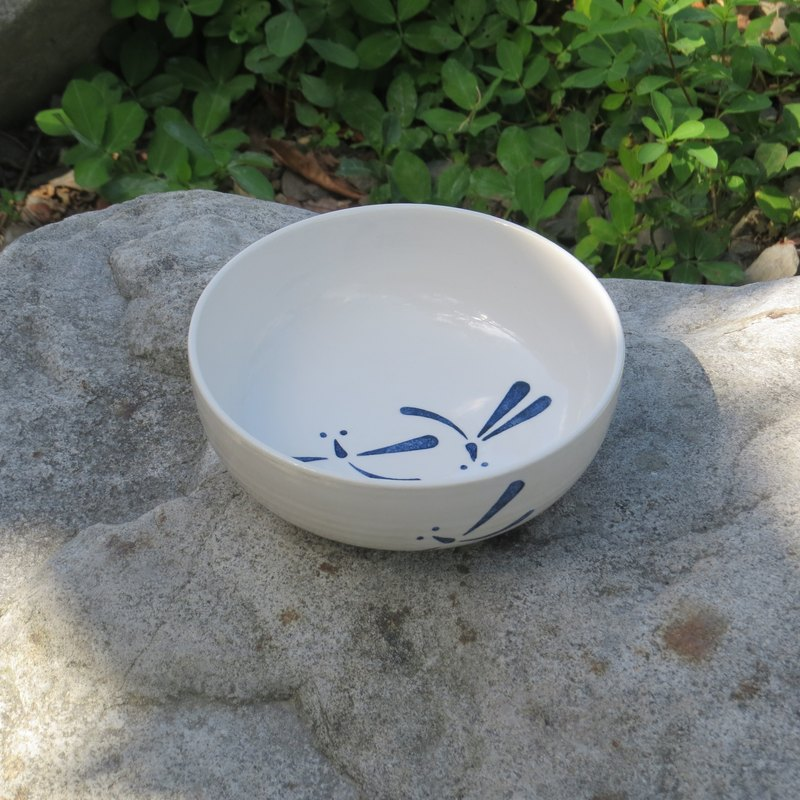 [Life and death] in the bowl - pure 蜻蜓
