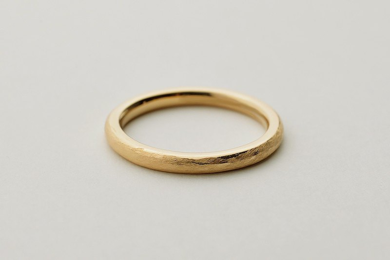 【18Kt Gold】Yours_Round : ring