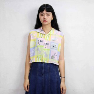 Tsubasa.Y Ancient House 005 Colorful Fairytale Chiffon Vest