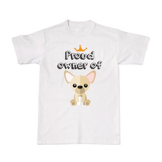 Proud Dog Owners Tees - Chihuahua