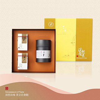 【Renaissance of taste】Yu Ching - tea gift box / 3 flavors of oolong tea