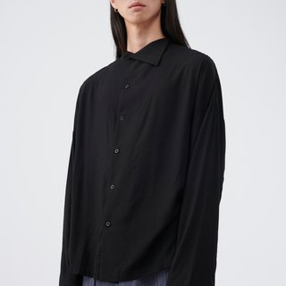 TRAN Single Collar Shirt