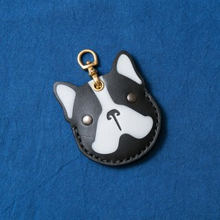 Animal Series - Gogoro Key Leather Case / Charm (Falun - Painted Black)