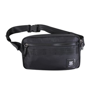 ROYAL ELASTICS - Knight Diablo series sport waist with chest bag - black