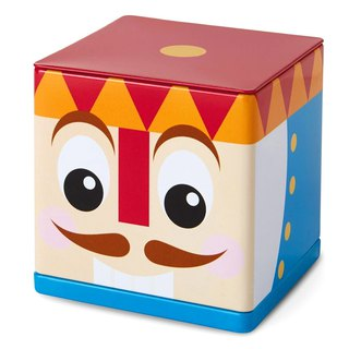 Christmas tin storage box - Nutcracker [Hallmark - Gift Christmas Series]