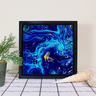 Galaxy Fantasy Pouring art | Fluid art | Unique | Collection | Gift