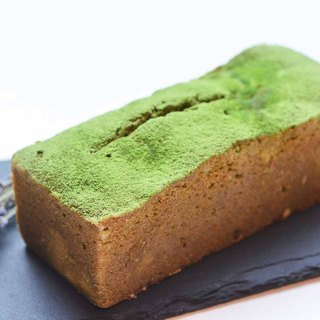 ChuChu_ Matcha cheese pound cake _ Miyuki / afternoon tea / hand gift