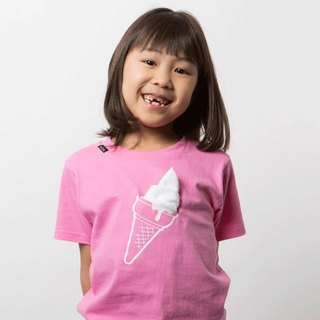 KIDS icecream T-shirt (PINK)