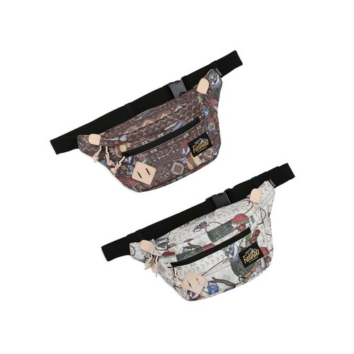 Filter017 Mix Badger Fanny Pack 米斯獾腰包
