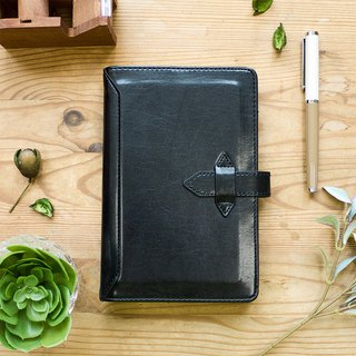 Loose-leaf Organizer - 48k, 6 rings, with Graph Fountain pen friendly paper