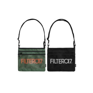Filter017 Sacoche Bag / 機能肩背袋