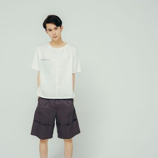 8 lie down_ Clothes also have pants back pocket top