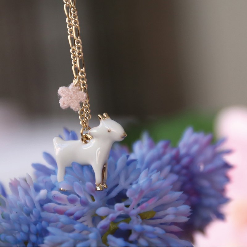Made in Japan - Goat Necklace