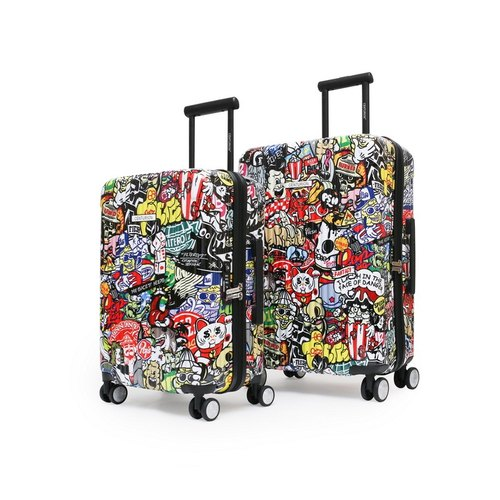 Centurion X Filter017 Colorful Party Spinner Luggage 繽紛派對聯名旅行箱 22吋 / 26吋