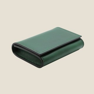 Leather Cardcase | Broken Fingers | Handcrafted