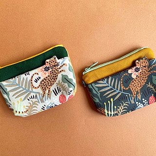 Pinkoi SALE - Upgraded Pocket Pocket Coin Purse