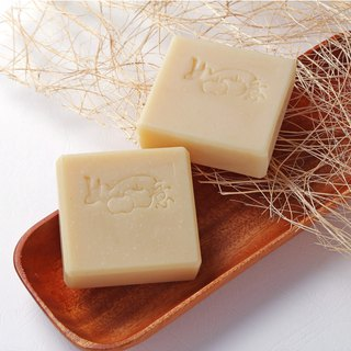 Enzyme series handmade soap - [Barley enzyme whitening soap] neutral skin suitable for mild and pure without added essential oil