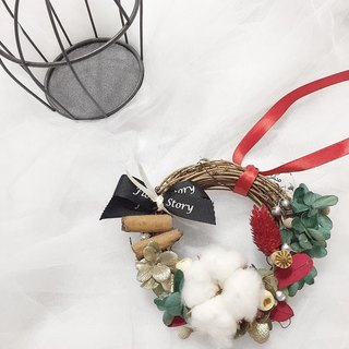 / Wreaths / / Home Decoration / Cotton Hanging Wreaths