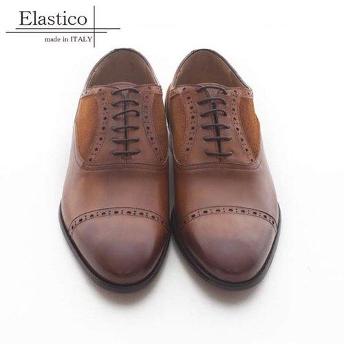 Elastico Italian stitching leather carved Oxford shoes  627驼色-ARGIS Japan  handmade - Designer ARGIS Japan Handmade Leather Shoes  b88c279fc05