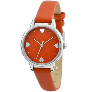 Mother's Day Gift Elegance Watch with Heart index Free Shipping Worldwide