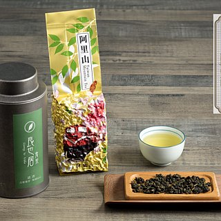 Alishan Yuyun Oolong - 150g / Collection Tea Ceremony