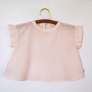 [My little star] staff hand made of quartz powder air feeling 100% organic cotton parent-child equipment (daughter models)